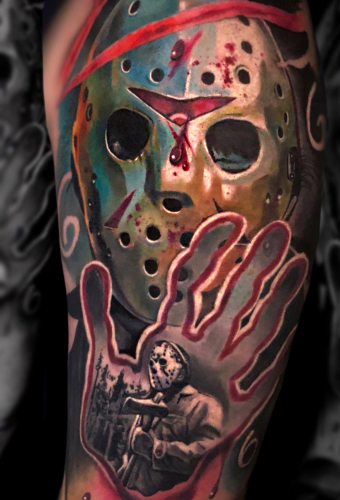 Tattoo Dresden Constantin Schuldt Sleeve Kopie