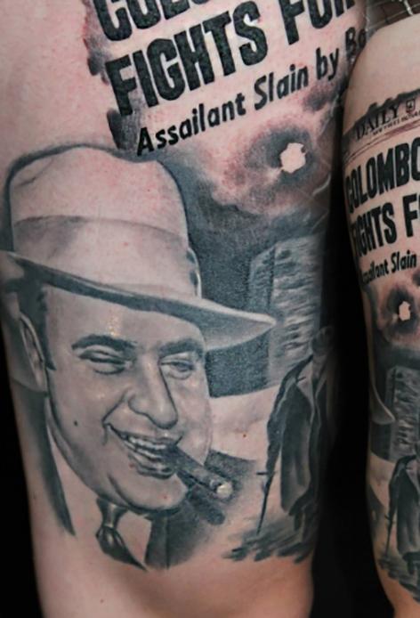 Tattoo Dresden Constantin Schuldt